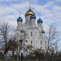 Лиски....Храм... :: Сергей К.