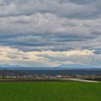 Синие горы... :: Петр Заровнев