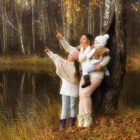 Осенняя прогулка :: Евгения Вереина