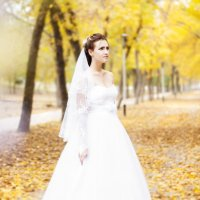 Невеста :: Настя Кругосветова