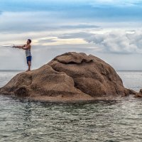 Рыбак :: Андрей Ковалев