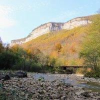 Мост в Гуамское ущелье :: Вячеслав Случившийся