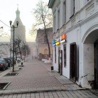 Закатный туман... :: Николай Варламов