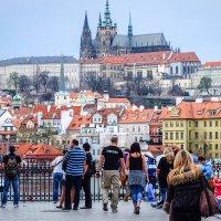 Прага, любимый город! :: Андрей Ковалев