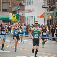 Нью-Йоркский марафон 2017. Олимпионики. Мужчины 5 :: Олег Чемоданов