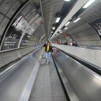 London. Underground station :: Павел L