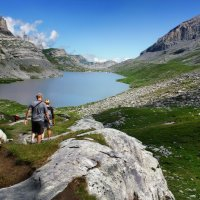 мы в горы изумрудные идем дорогой трудною :: Elena Wymann