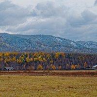 Жить в долине :: Евгений Карский