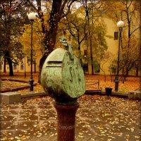Скрипка-яблоко :: Galina Belugina
