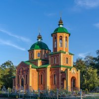 Церковь в с.Нехвороща. :: Владимир