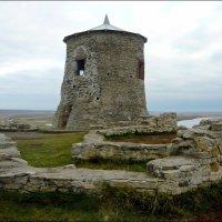 Башня белокаменной цитадели. Елабужское (чёртово) городище. :: Надежда
