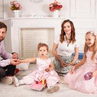 Семейная съемка. :: oksana sivtunova