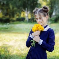 Милая хрупкая Нежность :: Ольга Геращенкова