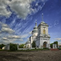 Покровская церковь :: Александр Бойко