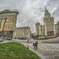 Московская гравюра :: Игорь Герман