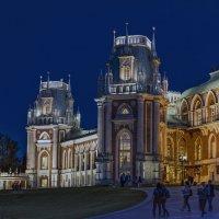 Вечером в Царицыно... :: Viacheslav Birukov