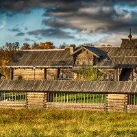 Питер Покровская церковь усадьба Богословка :: Юрий Плеханов