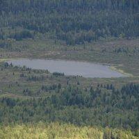 маленькие высокогорные озера :: vladimir polovnikov