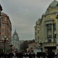 Москва :: Пётр Баранов