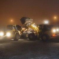Туман. :: Юрий Харченко
