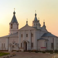 Храм г.Суджа, Курская обл. :: Алексей Сопельняк