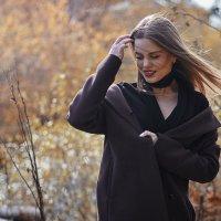 Осеннее прикосновение :: Darina Mozhelskaia