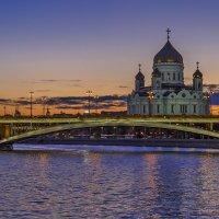 Вечерело...у реки... :: Viacheslav Birukov