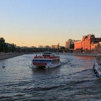 На Москва реке :: ninell nikitina