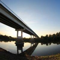 Мост через Горынь :: Василь Веренич