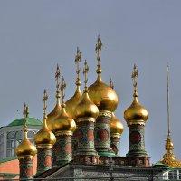 Купола Кремля :: Oleg S