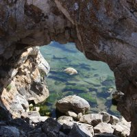 Каменный вход :: Дмитрий Солоненко