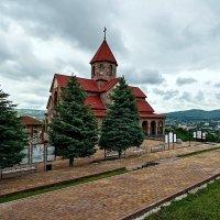 Армянская церковь в Кисловодске :: Николай