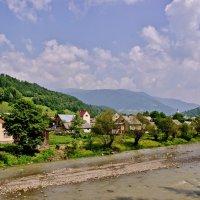 Горное село Квасы :: Андрей K.