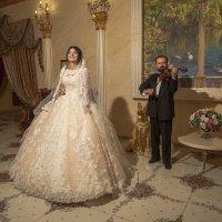 Невеста и скрипач :: Евгений Khripp