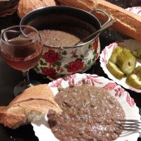 Лобио по грузински и Вино :) :: Beso