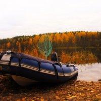 лодка :: геннадий щербак