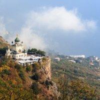 Форосская церковь :: Александр Чудесенко