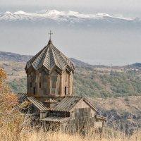 Церковь крепости Амберд :: Ирина Шарапова