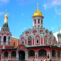 Москва глазами фотографа... :: Анна Шишалова