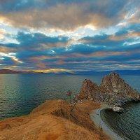 Краски облачного вечера :: Анатолий Иргл