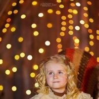 Новогодняя сказка Есении :: Кристина Беляева