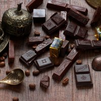 Жить  в  шоколаде! :: Наталья Казанцева