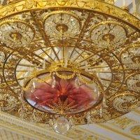 Царицино, люстра  в Большом дворце :: Вячеслав