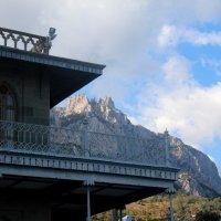 У подножия горы Ай-Петри :: Виктория Левина