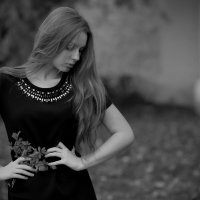 Черно-белое настроение :: Юлия Макарова