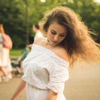 Девушка :: Енусов Михаил