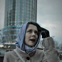 Высоко.. :: Лариса Красноперова