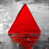 Кто—то умудряется побывать в углу любовного треугольника, а кто- то на вершине!:) :: Андрей Заломленков