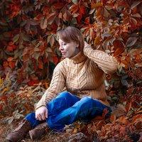 Осенний блюз :: Елена Антропова