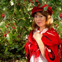 Красный :: Елена Антропова